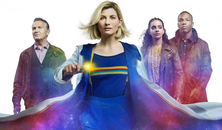 "A Review of the ""Game-Changing"" Series 12 of Doctor Who"