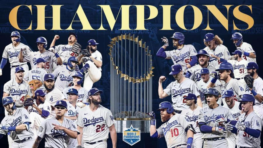 The 2020 World Series