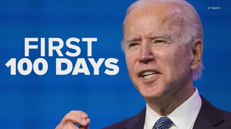 Biden%27s+First+100+Days