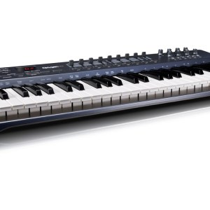 M Audio Oxygen 49 IV | 49 Key USB/MIDI Keyboard With 8 Trigger Pads