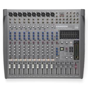 L1200 – 12-Channel/4-Bus Professional Mixing Console