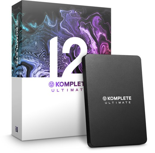 Native Instruments KOMPLETE 12 Ultimate Full Version