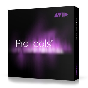 Avid Pro Tools Perpetual License (Boxed)