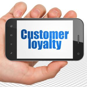 Customer loyalty mobile apps