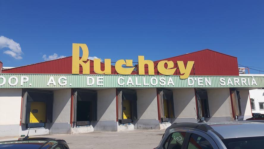 Centrimerca visita la Sede de Ruchey