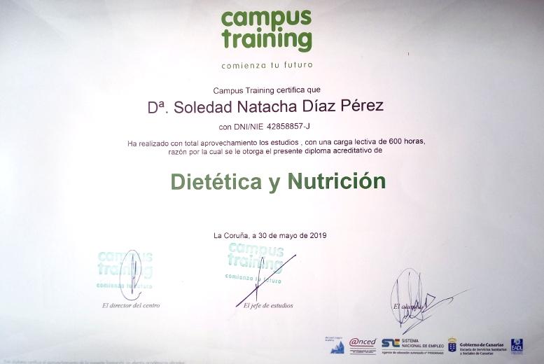 Dietética campus