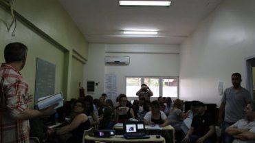 Curso de Comunicación para Organizaciones Sociales CFP 410 Omar Nuñez