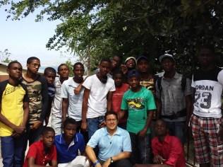 S. Santa Haití. (26)