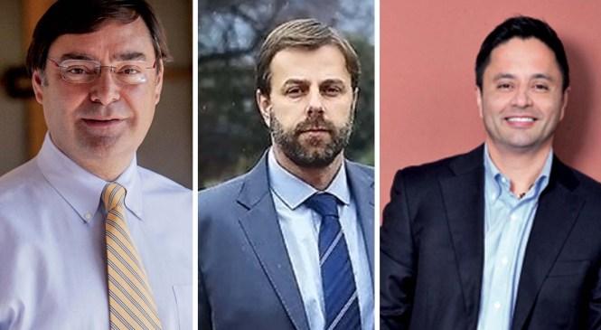 Estos son los nombres de alcaldes que se barajan en Chile Vamos para el gobierno