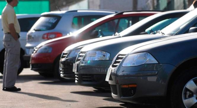 El mercado automotriz chileno rompe récord de ventas