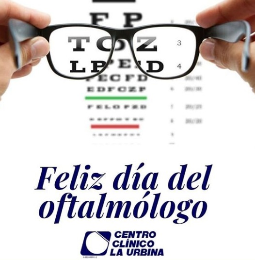 Feliz Dia Del Oftalmologo Centro Clinico La Urbina Eres mujer, y eso no es poca cosa. feliz dia del oftalmologo centro