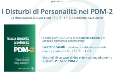 I Disturbi di Personalità nel PDM-2