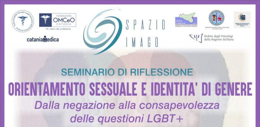 Seminario Orientamento Sessuale e Identità di Genere – Abstract interventi