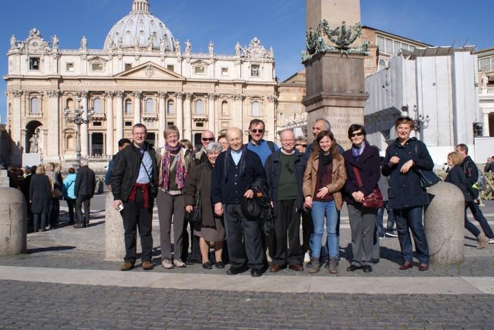 Anno della Fede: Viaggio a Roma
