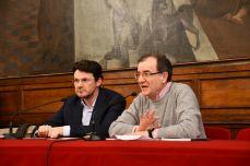 Bruno Rorato conduce l'incontro col dott. Brignone di OASIS