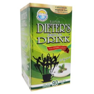 dieters drink laxante