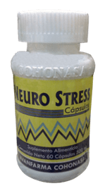 neuro stress relajante cohonasa