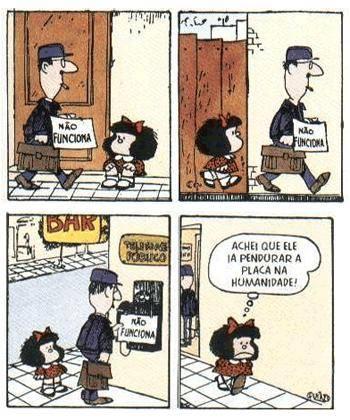 Mafalda, cumple años (2/5)