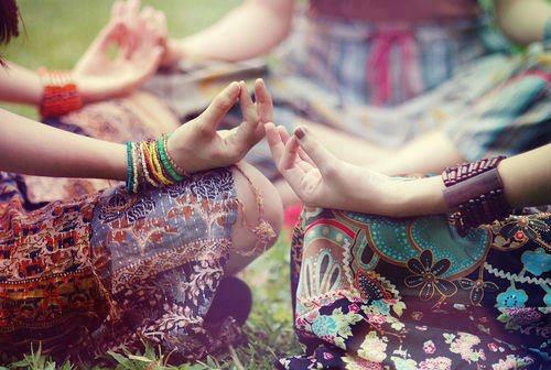 Sembrando el arte de conversar y reflexionar en el Yoga en Familia