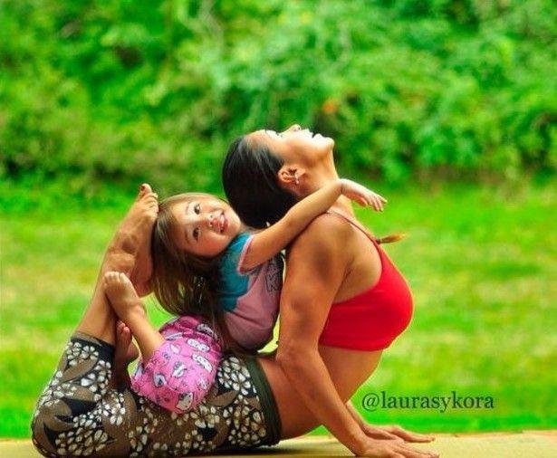 Yoga en Familia y La Educación Emocional2