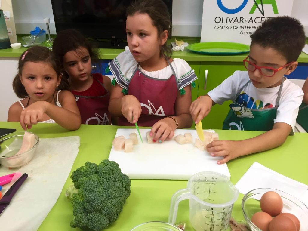 Olivar y Aceite Cocina2