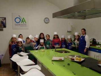 Los pequeños cocineros