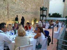 Cena en el Centro