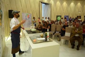 Marcos Castillo en ShowCooking