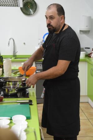 Chef Antique