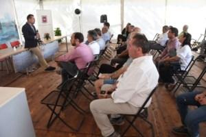 Conferencia de Juan Vilar