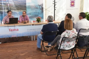 Ponencias Feria de Maquinaria 2017 13