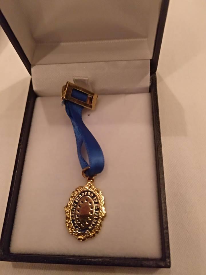 Medalla al mérito