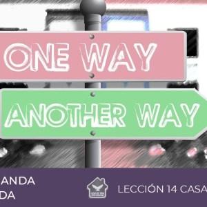 QUIÉN MANDA EN TU VIDA | Lección 14 Casas de Vida