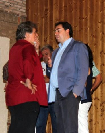 Antonio Pemán y Francisco Domenech