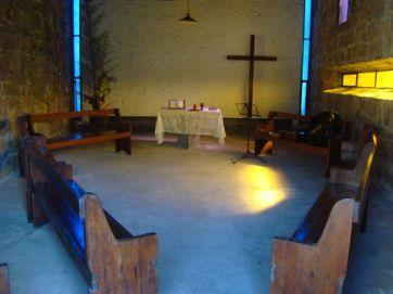 26 Interior capilla