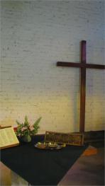 cruz y mesa