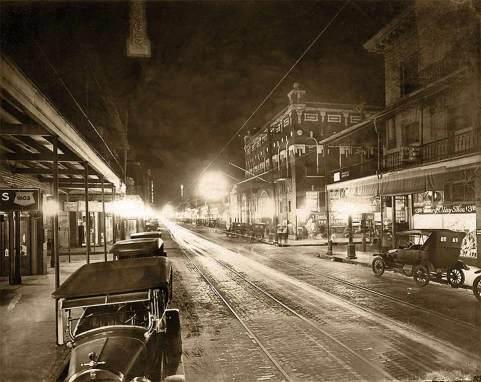 Street Scenes, Neighborhoods, and Restaurants