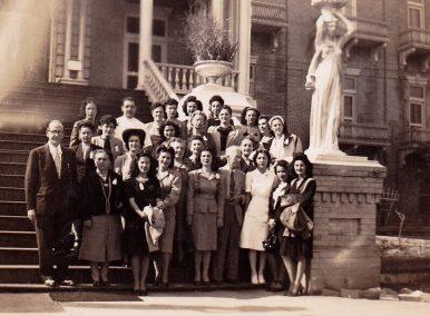 Centro Español hospital (1940s)