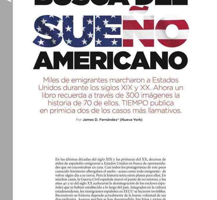Españoles en Busca por J. Fernandez
