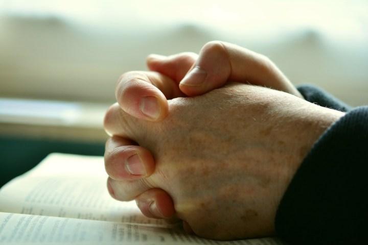 ¿Me permite orar por usted?