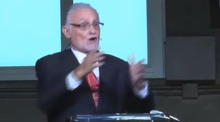 Pastor Daniel Martin