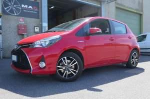 Cerchi MAK Icona Black Mirror - Toyota Yaris