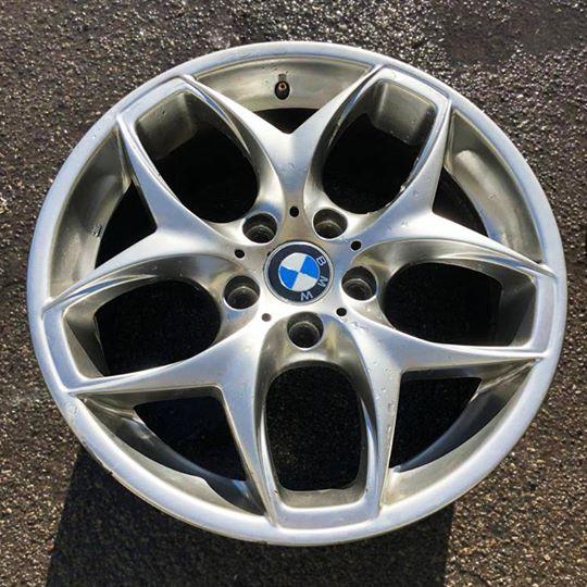 Cerchi in lega BMW Serie 3 replica usati