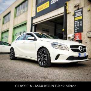 CLASSE A - MAK KOLN Black Mirror