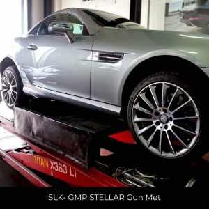 SLK - GMP STELLAR Gun Met Centro gomme