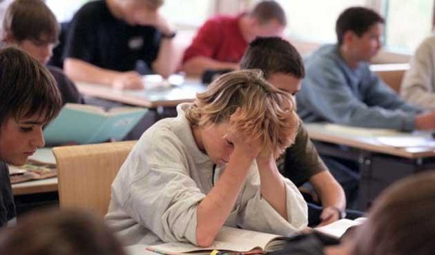 Resultado de imagen de examenes niños y adolescentes