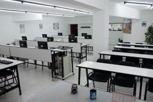 Instalaciones académicas en Centro Jesus González