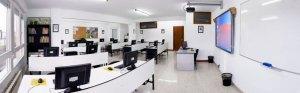 Centro Jesús González aula
