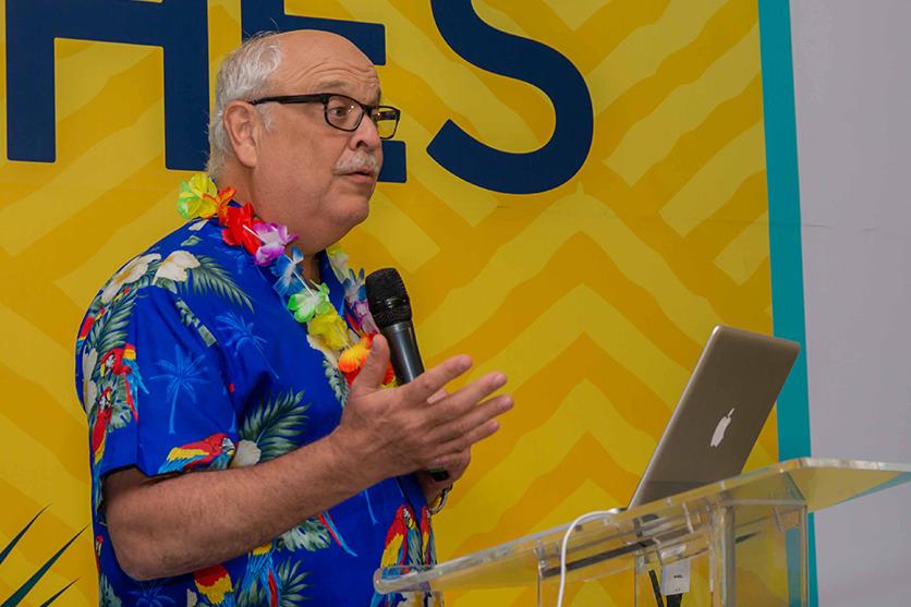 Discurso de apertura COHES 2018