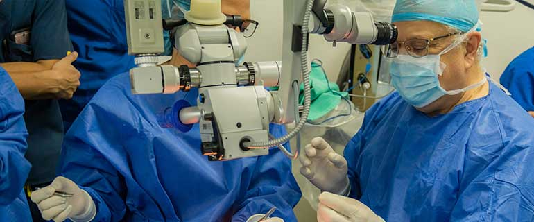 Minimally Invasive Glaucoma Surgery (MIGS): tipos y tratamientos para corregir el glaucoma